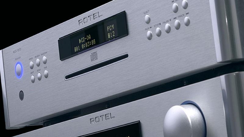 Odtwarzacz CD Rotel RCD-1572