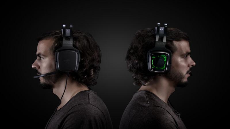 Słuchawki Razer Tiamat -.1 V2