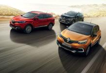 Leasing na samochody marki Renault